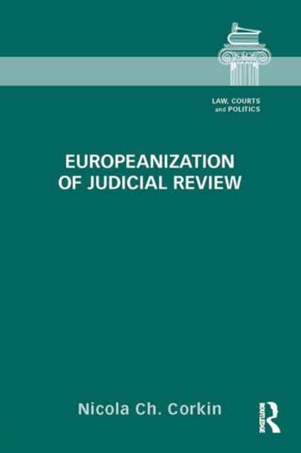 Picture of Europeanization of Judicial Review