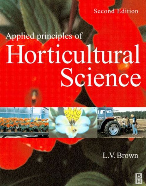 Picture of Applied Principles of Horticultural Science