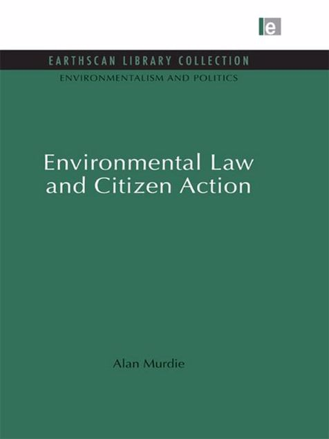 Picture of Environmental Law and Citizen Action