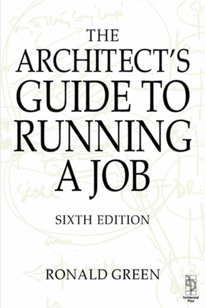 Picture of Architect's Guide to Running a Job