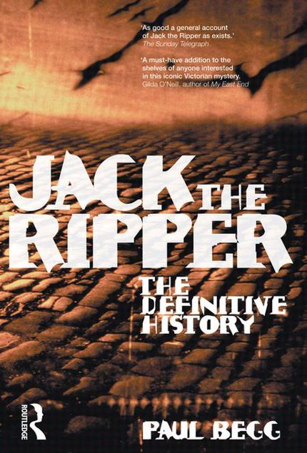 Picture of Jack the Ripper: The Definitive History