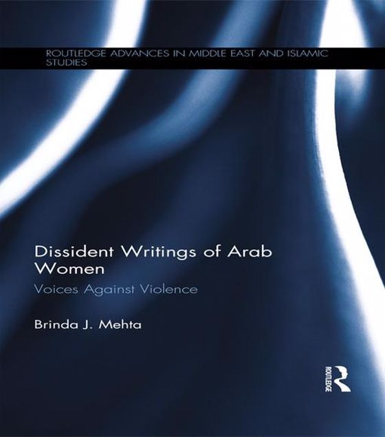 Picture of Dissident Writing of Arab Women: Voices Against Violence