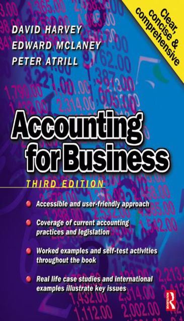 Picture of Accounting for Business