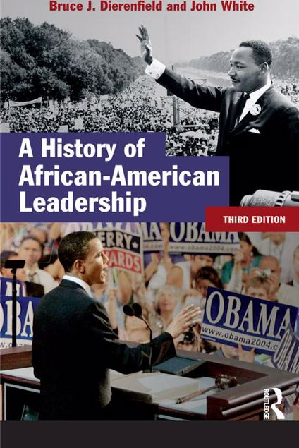 Picture of A History of African-American Leadership
