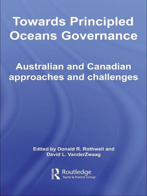 Picture of Towards Principled Oceans Governance: Australian and Canadian Approaches and Challenges
