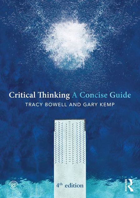 Picture of Critical Thinking: A Concise Guide