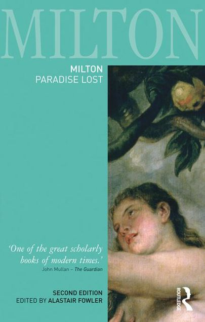 Picture of Milton: Paradise Lost