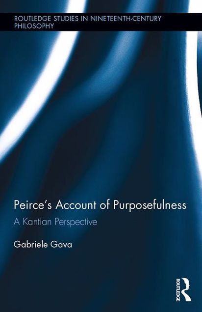 Picture of Peirce's Account of Purposefulness: A Kantian Perspective
