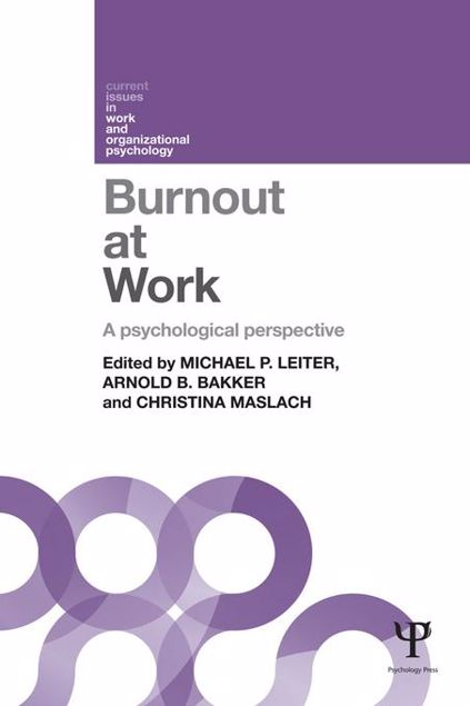 Picture of Burnout at Work: A psychological perspective