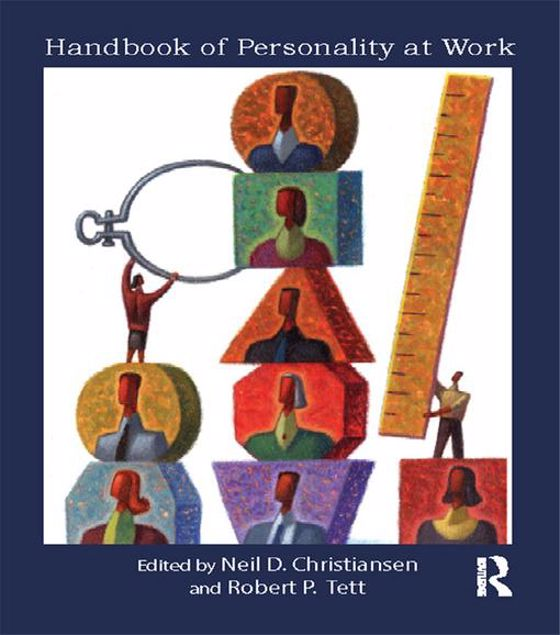 Picture of Handbook of Personality at Work