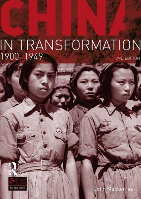 Picture of China in Transformation: 1900-1949