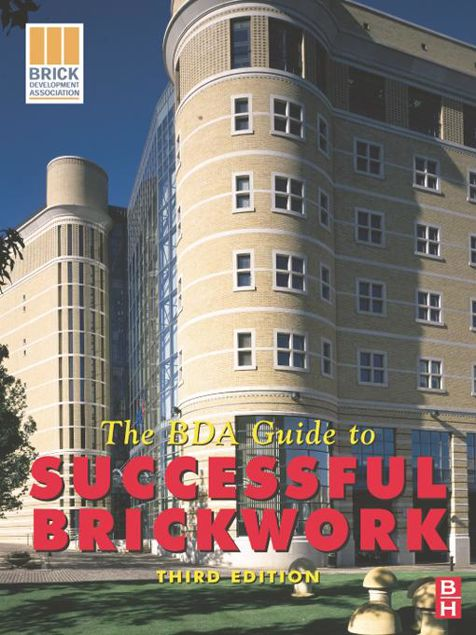 Picture of Bda Guide to Successful Brickwork