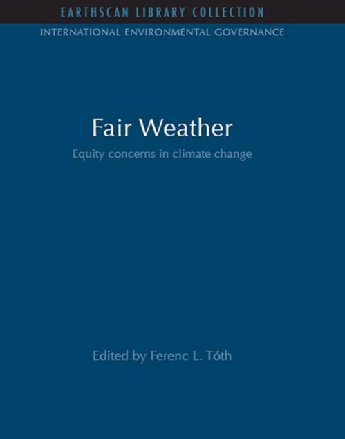 Picture of Fair Weather: Equity Concerns in Climate Change