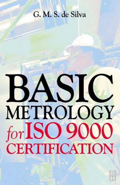 Picture of Basic Metrology for ISO 9000 Certification