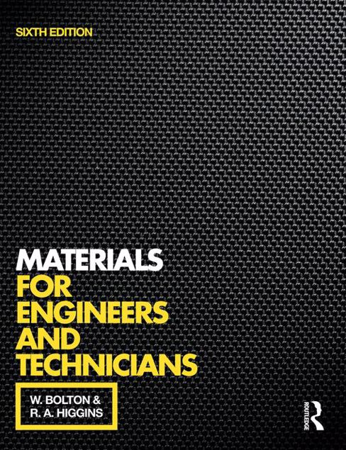 Picture of Materials for Engineers and Technicians