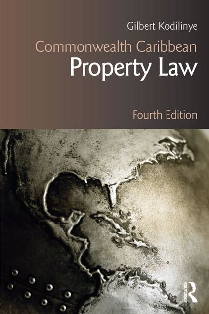 Picture of Commonwealth Caribbean Property Law