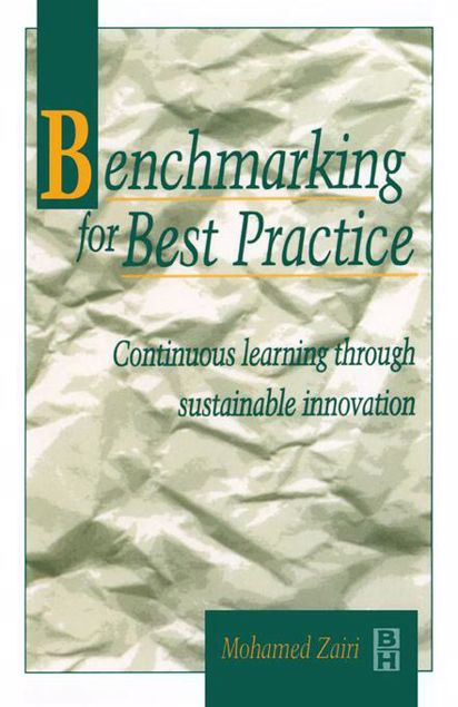 Picture of Benchmarking for Best Practice