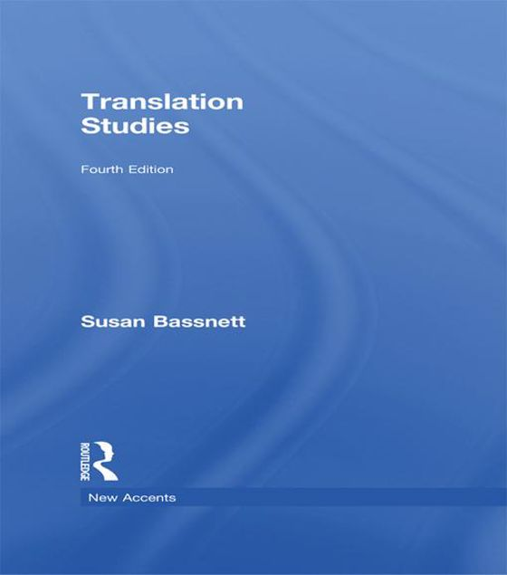 Picture of Translation Studies