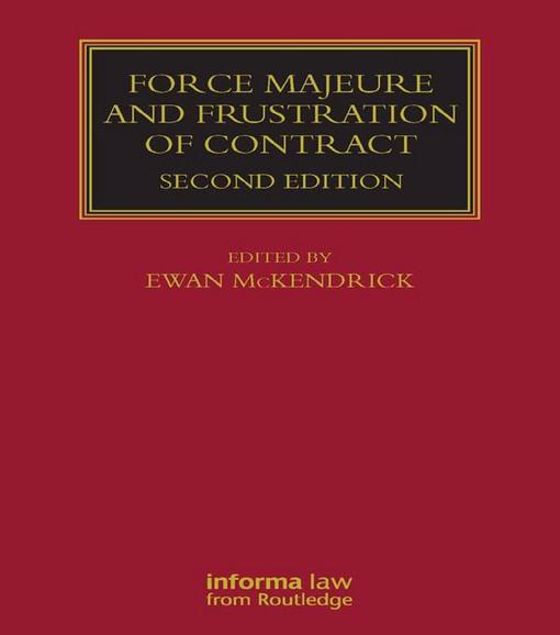 Picture of Force Majeure and Frustration of Contract