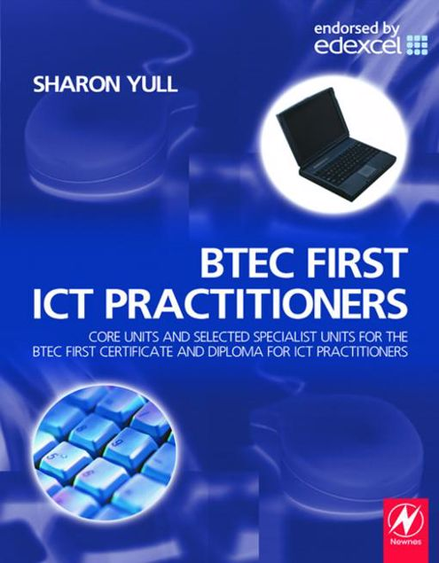 Picture of Btec First Ict Practitioners