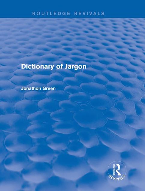 Picture of Dictionary of Jargon