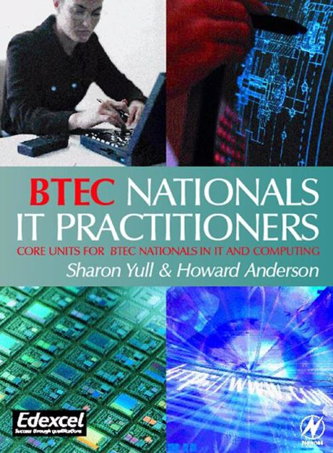 Picture of Btec Nationals - It Practitioners