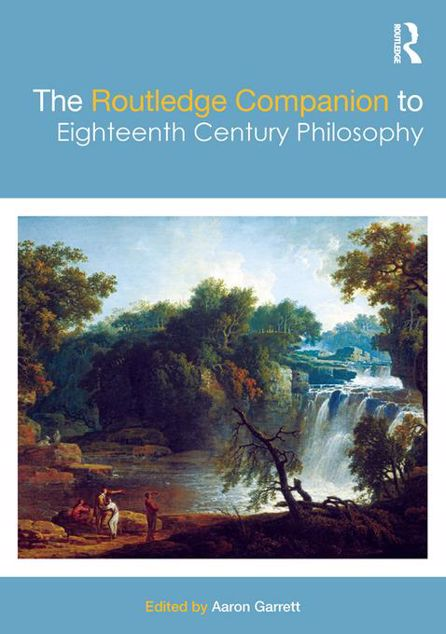Picture of The Routledge Companion to Eighteenth Century Philosophy