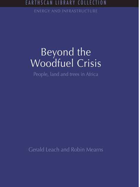 Picture of Beyond the Woodfuel Crisis: People, Land and Trees in Africa