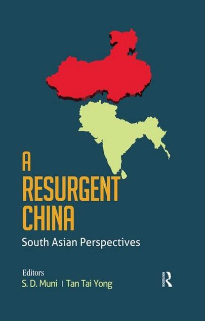 Picture of A Resurgent China: South Asian Perspectives: South Asian Perspectives