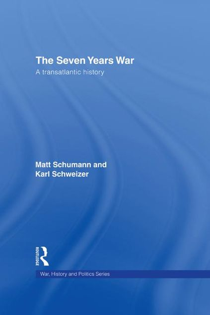 Picture of The Seven Years War: A Transatlantic History