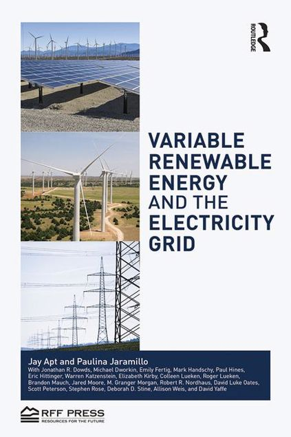 Picture of Variable Renewable Energy and the Electricity Grid