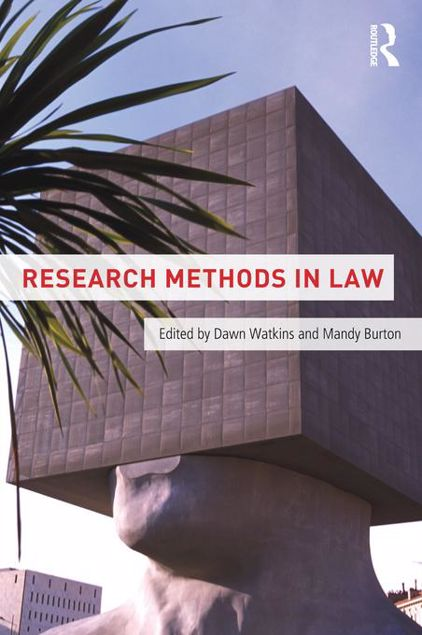 Picture of Research Methods in Law