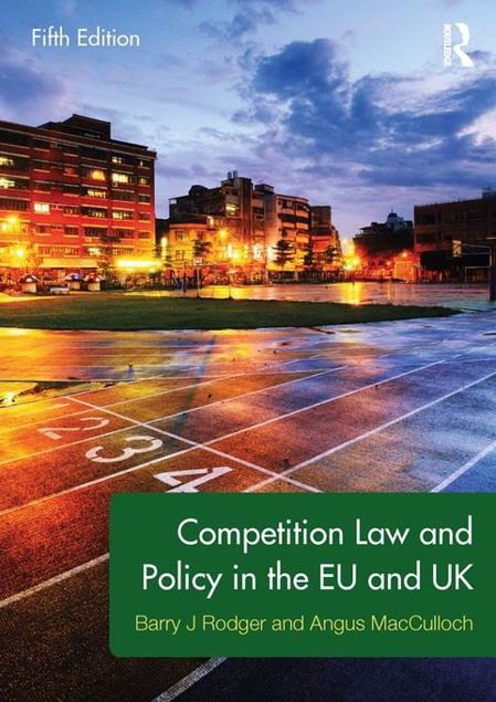 Picture of Competition Law and Policy in the EU and UK