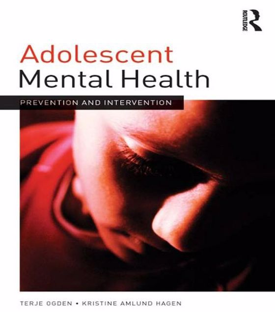 Picture of Adolescent Mental Health: Prevention and intervention