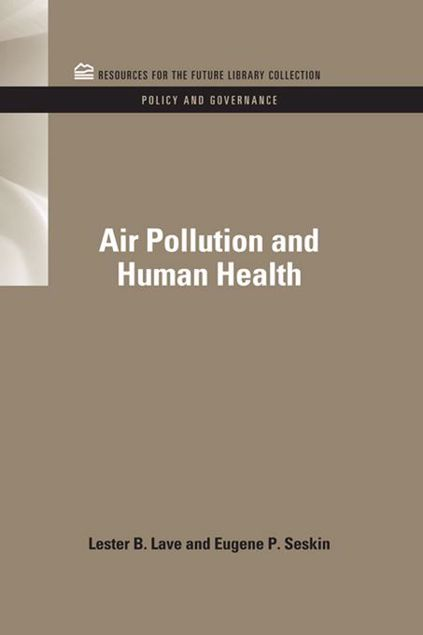 Picture of Air Pollution and Human Health