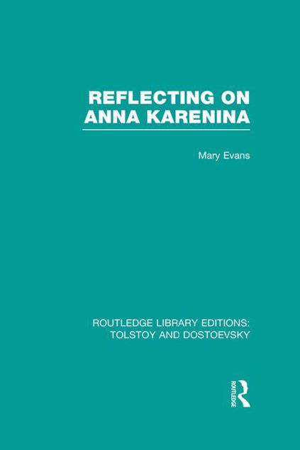 Picture of Reflecting on Anna Karenina