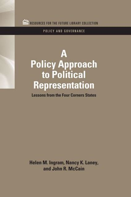 Picture of A Policy Approach to Political Representation: Lessons from the Four Corners States