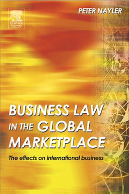 Picture of Business Law in the Global Market Place