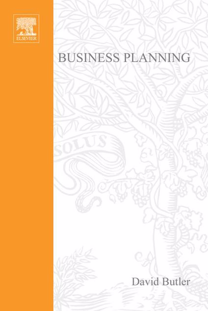 Picture of Business Planning: A Guide to Business Start-Up
