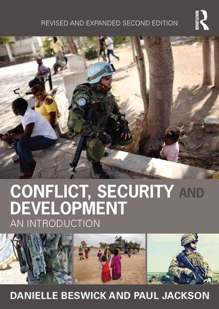 Picture of Conflict, Security and Development: An Introduction