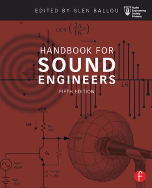 Picture of Handbook for Sound Engineers