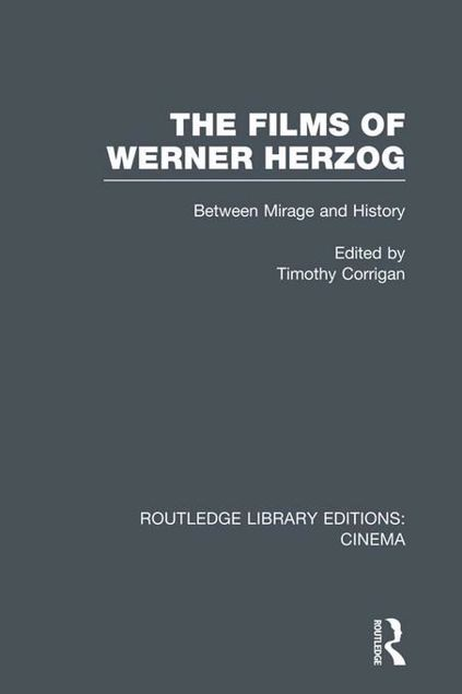 Picture of The Films of Werner Herzog: Between Mirage and History