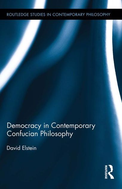 Picture of Democracy in Contemporary Confucian Philosophy