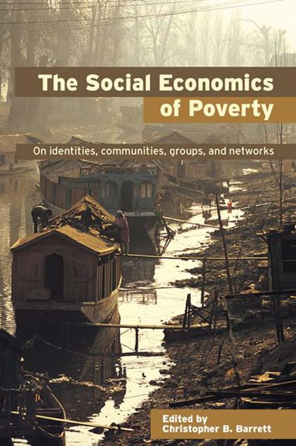 Picture of The Social Economics of Poverty