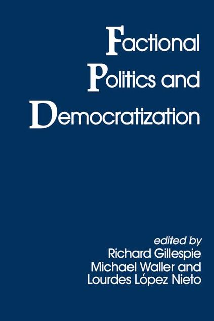 Picture of Factional Politics and Democratization