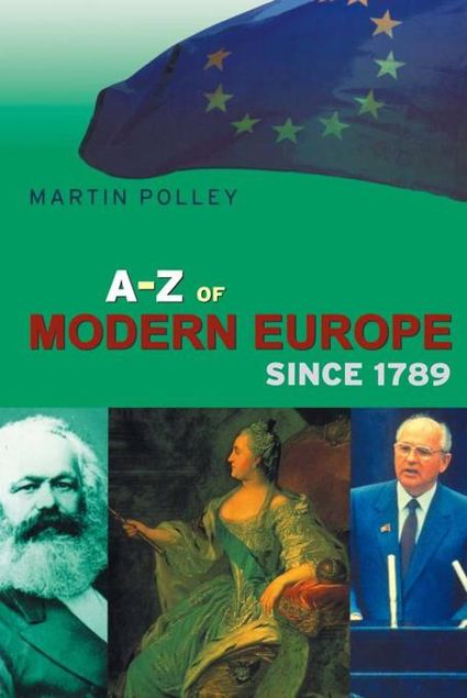 Picture of An A-Z of Modern Europe Since 1789