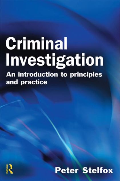 Picture of Criminal Investigation: An Introduction to Principles and Practice