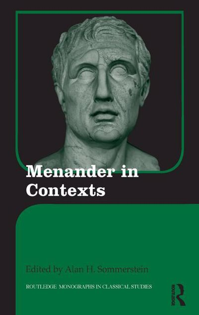 Picture of Menander in Contexts