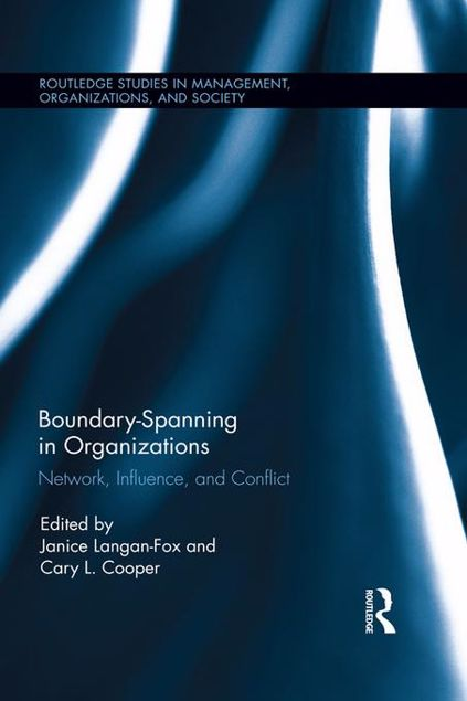 Picture of Boundary-Spanning in Organizations: Network, Influence and Conflict