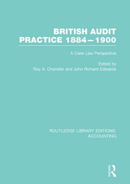 Picture of British Audit Practice: A Case Law Perspective